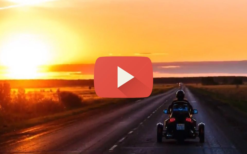 Видео отчет об экспедиции на Спайдерах