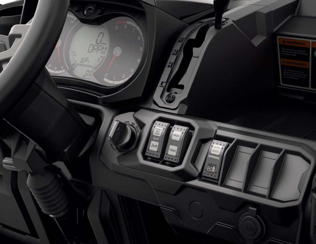 Самый универсальный: обзор Can-Am Traxter HD10 X MR