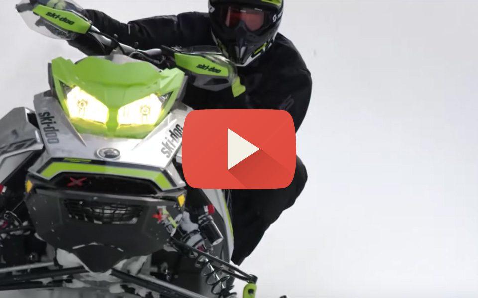 Видео обзор снегохода Ski-Doo Renegade X-RS 850 E-TEC