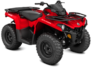 BRP Can-Am Outlander 450 Pro (2018 м.г.)