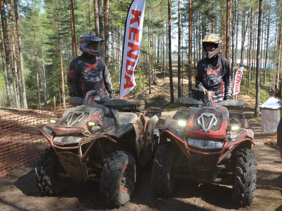 """""""Can-Am Team"""" участвует в Ладога-2018"""