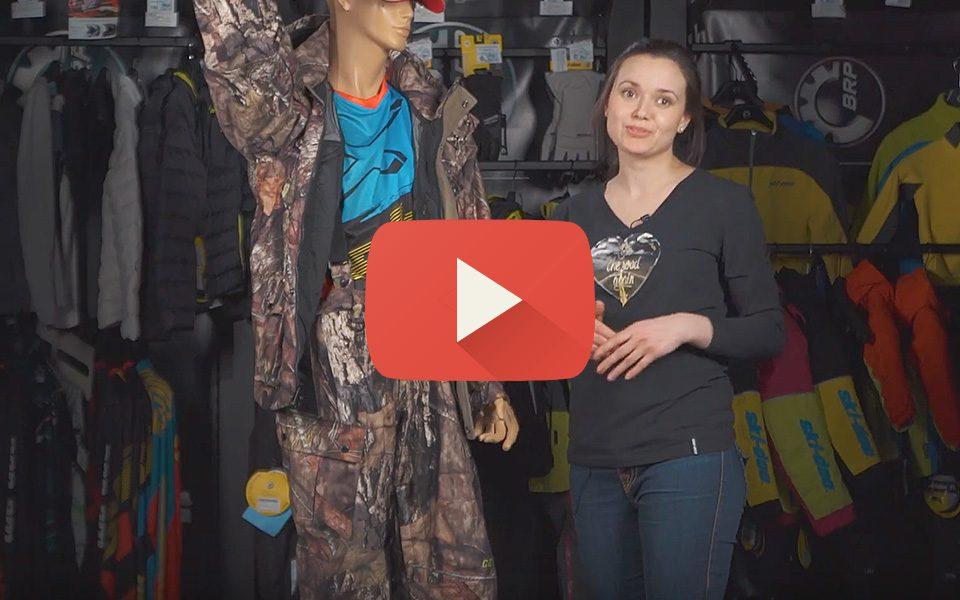 Видео обзор квадроциклетного костюма Can-Am Mossy Oak Camo