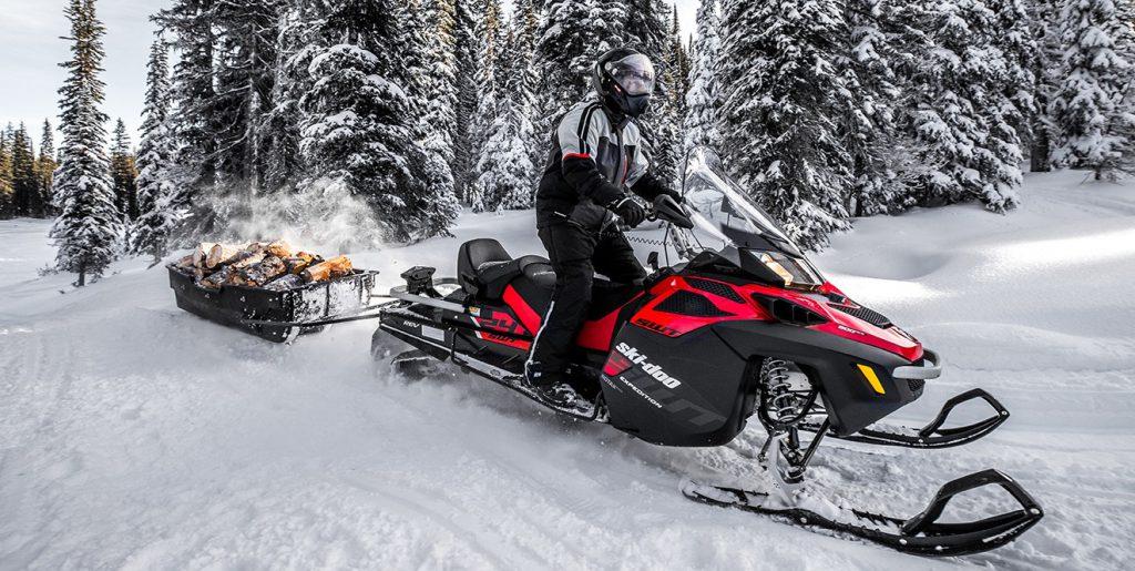 Ski-Doo Expedition SE 1200 4-TEC (2019)