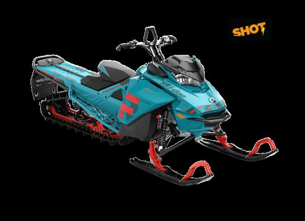 "Ski-Doo Freeride STD 154"" 850 SHOT E-TEC (2019)"