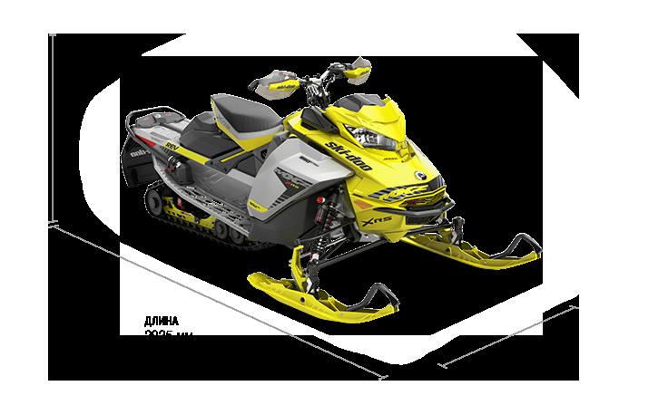Ski-Doo MXZ X-RS 850 E-TEC 2019
