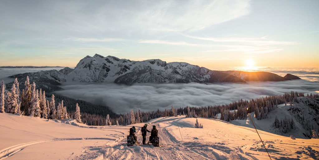 "Ski-Doo Summit SP 154"" 850 E-TEC (2019)"