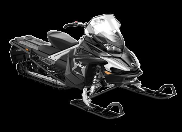 Lynx Xterrain STD 3900 600R E-TEC AR (2019)
